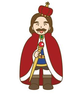 王様の写真素材 [FYI00076285]