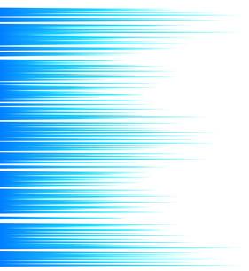 青色の効果線の写真素材 [FYI00076293]