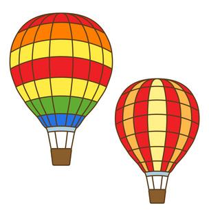 気球の素材 [FYI00076402]