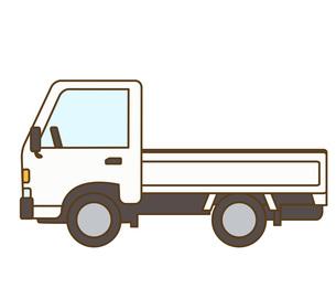 軽トラックの写真素材 [FYI00076404]
