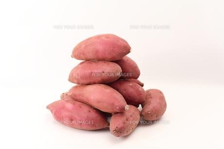 サツマイモの素材 [FYI00076437]