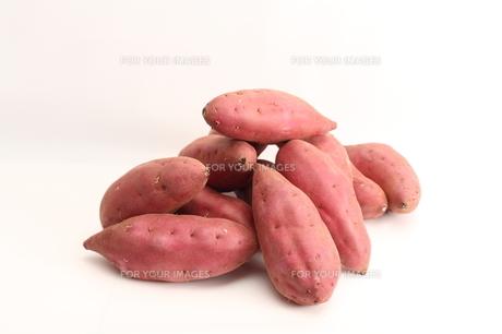 サツマイモの素材 [FYI00076439]