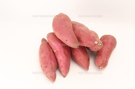 サツマイモの素材 [FYI00076441]