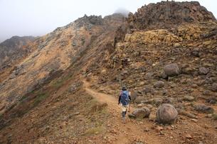 登山の写真素材 [FYI00076443]