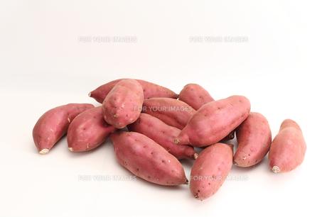 サツマイモの素材 [FYI00076444]