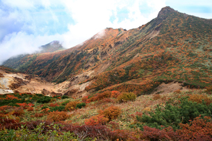 那須朝日岳の写真素材 [FYI00076445]