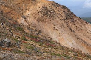 那須茶臼岳の写真素材 [FYI00076461]