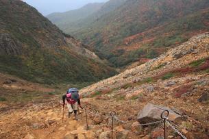 登山の写真素材 [FYI00076466]