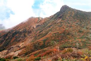 那須朝日岳の写真素材 [FYI00076467]