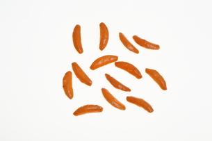 柿の種の写真素材 [FYI00076577]