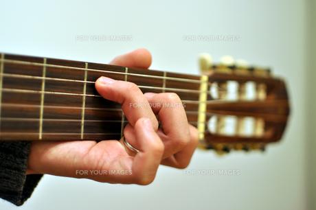 クラシック・ギターの写真素材 [FYI00076584]
