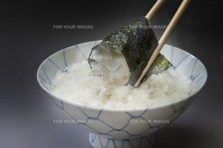 ご飯の写真素材 [FYI00076720]