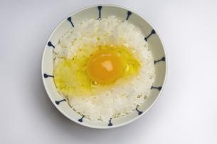 卵かけご飯の写真素材 [FYI00076779]