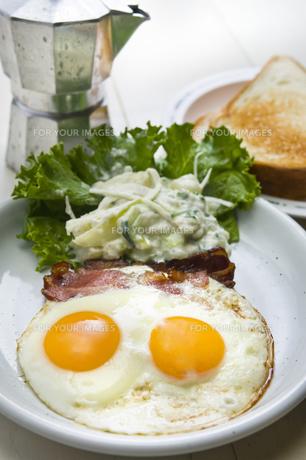 朝食の写真素材 [FYI00076961]