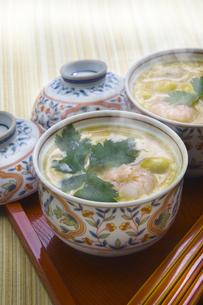 茶碗蒸しの写真素材 [FYI00076989]