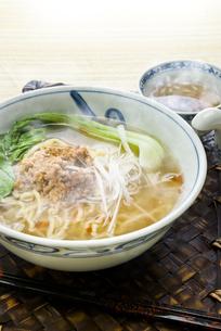 担々麺の写真素材 [FYI00077058]