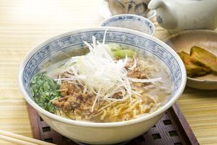 担々麺の写真素材 [FYI00077059]