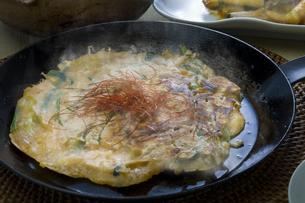 チジミ(韓国)の写真素材 [FYI00077202]