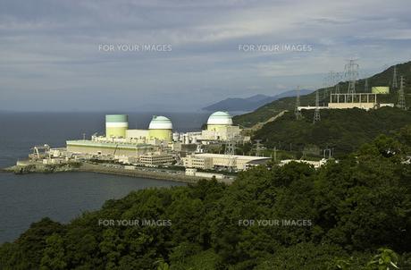伊方原子力発電所の写真素材 [FYI00077347]