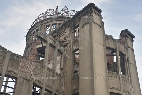 平和公園 原爆ドームの素材 [FYI00077475]