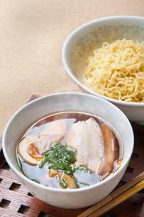 つけ麺の写真素材 [FYI00077589]