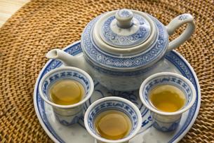 中国茶器の写真素材 [FYI00077756]
