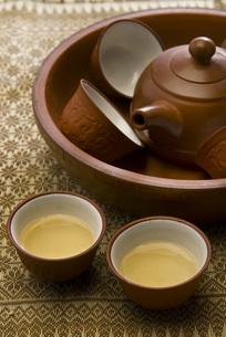 中国茶の写真素材 [FYI00077982]