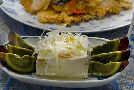 ピータン豆腐の写真素材 [FYI00078004]
