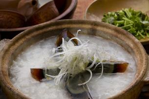 ピータン粥の写真素材 [FYI00078030]