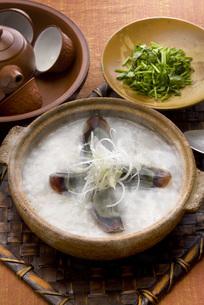 ピータン粥の写真素材 [FYI00078031]