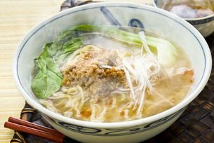 担々麺の写真素材 [FYI00078032]