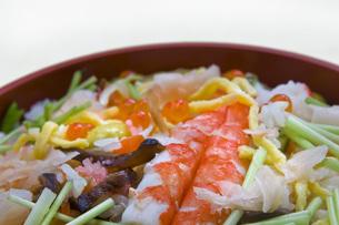 ちらし寿司の写真素材 [FYI00078101]