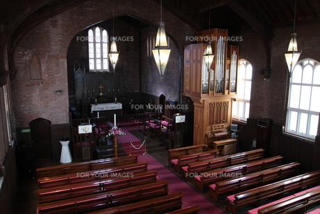 教会の写真素材 [FYI00079407]