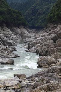奥瀞峡の写真素材 [FYI00079656]