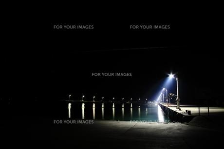 眠る港の写真素材 [FYI00079853]