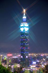 台北101の写真素材 [FYI00080067]