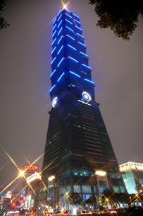 台北101の写真素材 [FYI00080071]