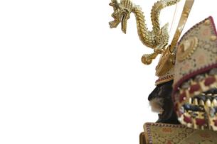 五月人形の鎧兜の写真素材 [FYI00080139]