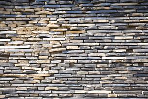 安芸の練り塀の写真素材 [FYI00080219]