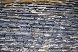 土居廓中の練り塀の写真素材 [FYI00080220]