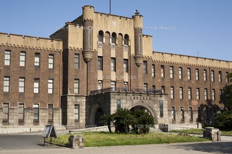 旧陸軍第四師団庁舎跡の写真素材 [FYI00080257]