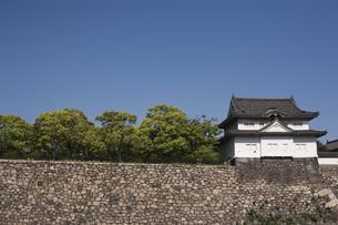大阪城千貫櫓の写真素材 [FYI00080260]