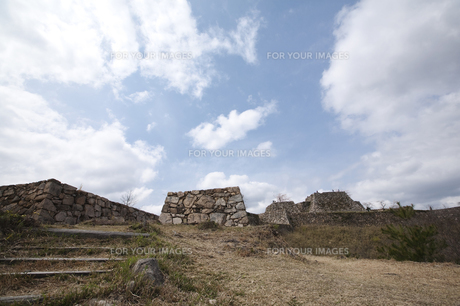 荒城の春の写真素材 [FYI00080295]