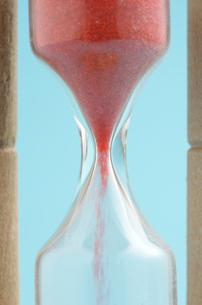 砂時計の写真素材 [FYI00081477]