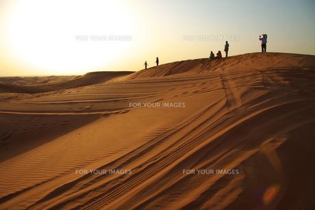 砂漠の写真素材 [FYI00081493]