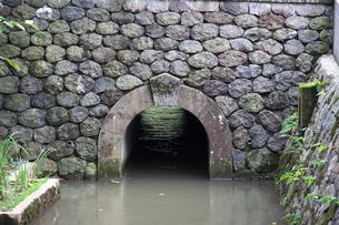 水路の写真素材 [FYI00081607]