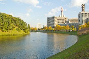東京の秋の写真素材 [FYI00082311]