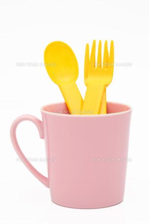 食器の写真素材 [FYI00082507]