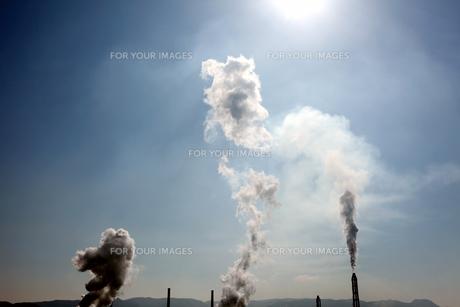 煙の素材 [FYI00082583]
