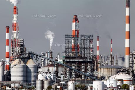 工業地帯の素材 [FYI00082586]